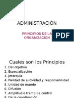 ARMINISTRA PRINCIPIOS