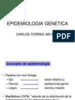 Epidemiologia genética