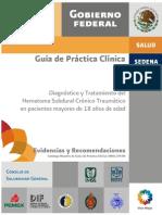 Gpc Hematoma Subdural