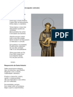 Responsórios de Santo Antônio