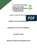 Apuntes de Plantas y Procesos Industriales 2do Dep