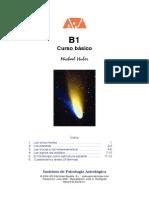 B1 Curso Básico Psicología Astrológica