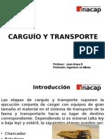 Carguio y Transporte I