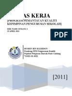 Kertas Kerja PPKKPS 2011