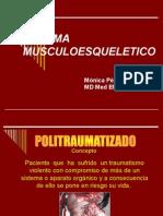 Trauma Musculoesqueletica