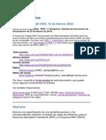 w3c-2004-Directrices_ Web Semantica