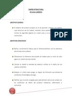 Proyecto de Estructuras de Madera - Cubierta
