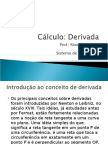 Cálculo em power point