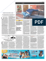 """""""Estar solo forma parte de mi naturaleza"""" - Entrevista a Beto Ortiz - 13-12-2014"""