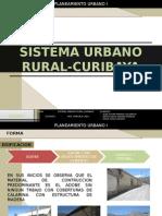 Sistema Urbano Rual Curibaya