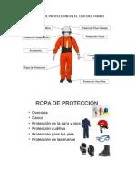 Equipo de Proteccion en El Uso Del Torno