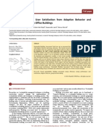 3584-9680-1-SMCorrelation Study on User Satisfaction from Adaptive Behavior and Energy Consumption in Office Buildings