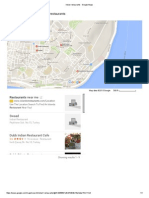 Indian Restaurants - Google Maps