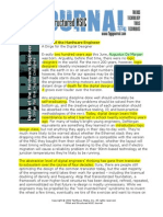 Articulo - Death of Hardware Engineer - FPGA J - XI 04
