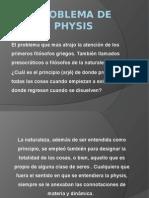 El Problema de La Physis
