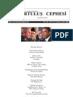 Kurtuluş Cephesi Sayı:112, Kasım-Aralık 2009