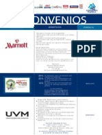 Convenios Junio 2015