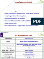 4. Sundram Fasteners Limited, Krishnapuram