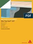 Sika Top Seal 107 MS