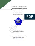Laporan Prakkerin Instalasi Jaringan Local Area Network (Lan)