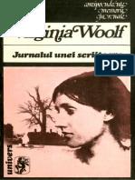 WOOLF, Virginia - Jurnalul Unei Scriitoare