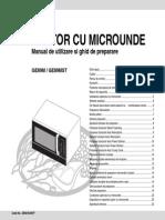 C141272 - Samsung Cuptor Cu Microunde