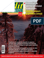 Audit Financiar Nr. 1 2014