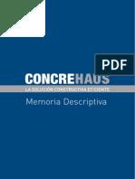 Memoria DescriptivaNew2