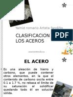 Clasificacion de Los Aceros Yamid Arteta Tmmi-36