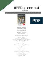 Kurtuluş Cephesi Sayı:109, Mayıs-Haziran 2009