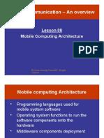 MobileCompChap01L08_MobComputingArch