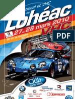 2010 Magazine Rallye Loheac