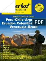 Portada DesdeWanderlust - March 2015
