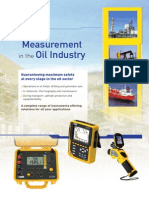Measurement in Oil & Gas Industry