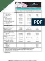 P1 - HOJAS TECNICAS CELIMA Pared BIANCHI 25x40 - Setiembre.pdf