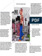 Ja Rule Digipack Front Cover Analysis