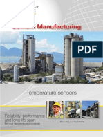 Special 'Cement Manufacturing' Offerings