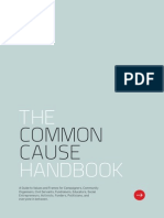 The Common Cause Handbook