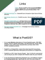 Pgcon Spatialanal Postgis
