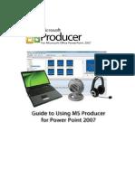 Microsoft Producer