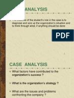 Case Analysis (1)