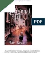 Jay Lygon - [Chaos Magic 03] - Personal Demons