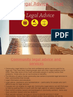 Free Legal Advice – That Helps