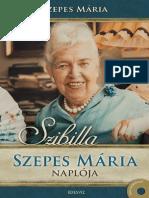 Szepes Mária - Szibilla