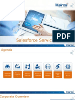 Kairos SalesForce Services