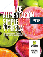 Ir Nutrition Guide ES