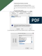 PASAR DATOS DE MSQL A SQL