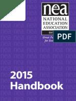 National Education Assos Handbook
