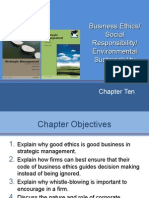 10.  Business Ethics (Social ResponsibilityEnvironmental Sustainability - 23 MAR 2015  -  GSLCCCCCCCCCC.ppt