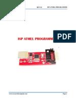 ISP ATMEL PROGRAMMER